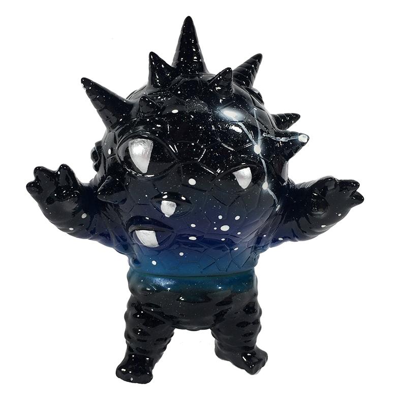 Max Nagata custom painted Mini Kaiju Eyezon Stars