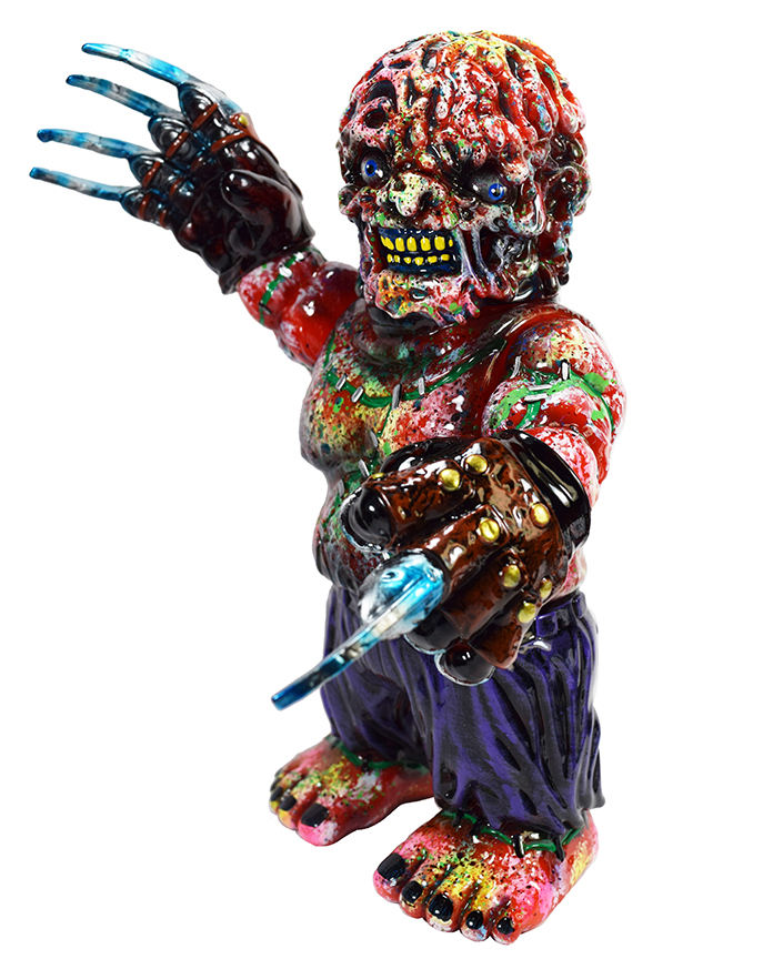 Toxic Nightmare Planet X Asia Horror Mark Nagata custom