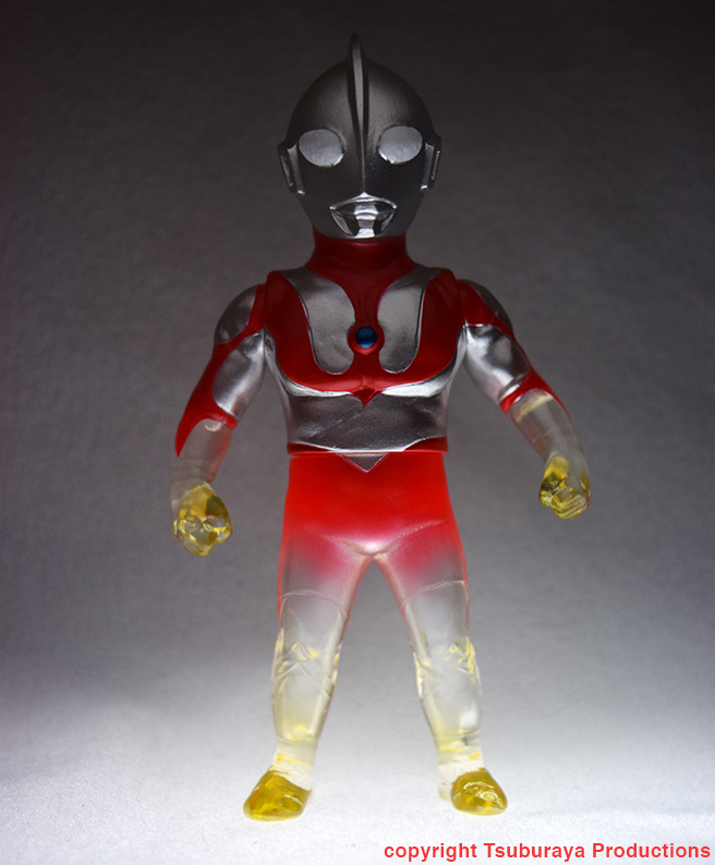 Transformation Ultraman Tsuburaya Productions x Max Toy sofubi Hero