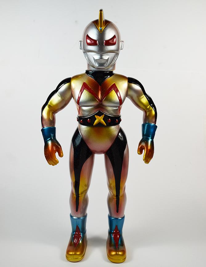 Custom Painted Captain Maxx Mark Nagata paints