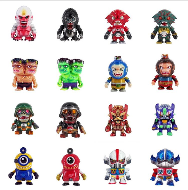 PRE ORDER - Super Joyable Collection Series 1.0