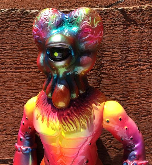 Father & Son Custom show Alien Xam Mark Nagata