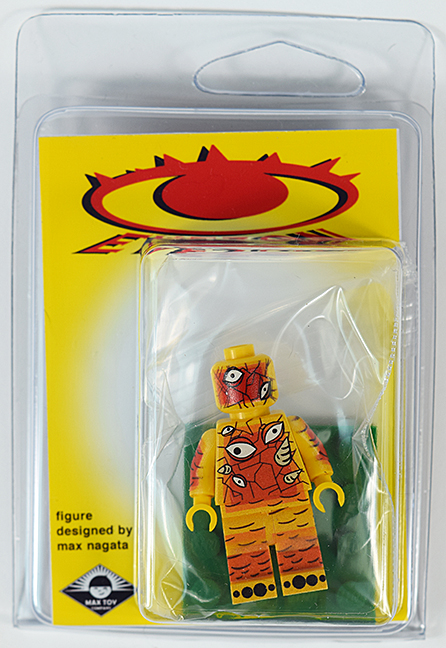 Kaiju Eyezon Mini Figure