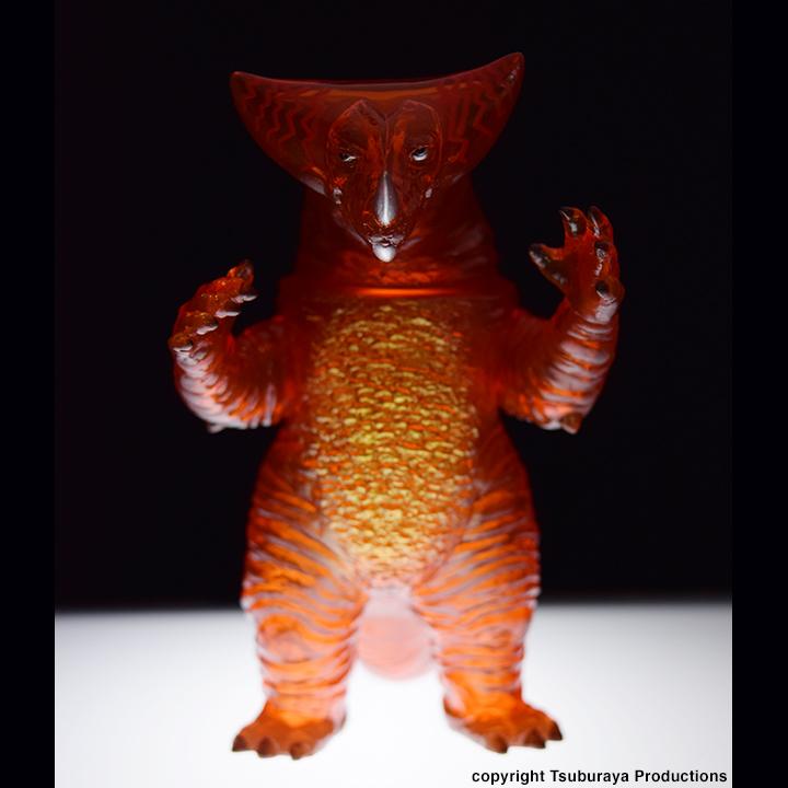 Kaiju Gomera sofubi Max Toy x Tsuburaya Productions