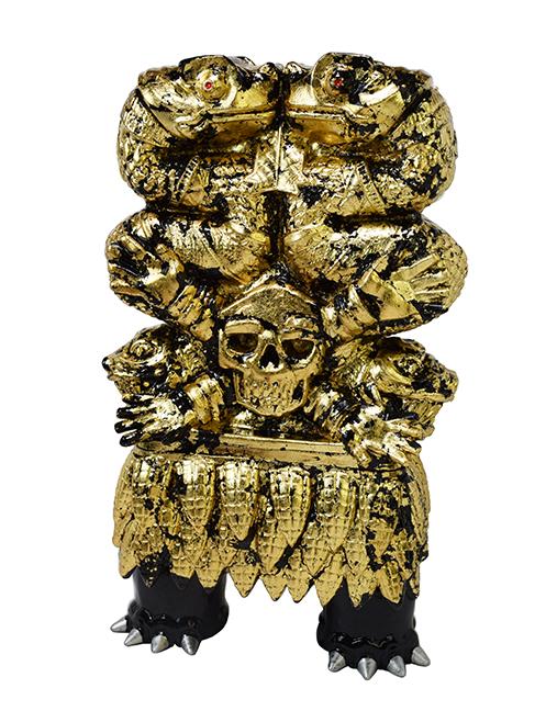 Coatlicue Frank Mysterio x Mark Nagata Gold Leaf version