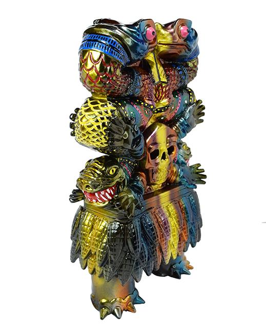 Coatlicue Frank Mysterio x Mark Nagata Dark Rainbow version