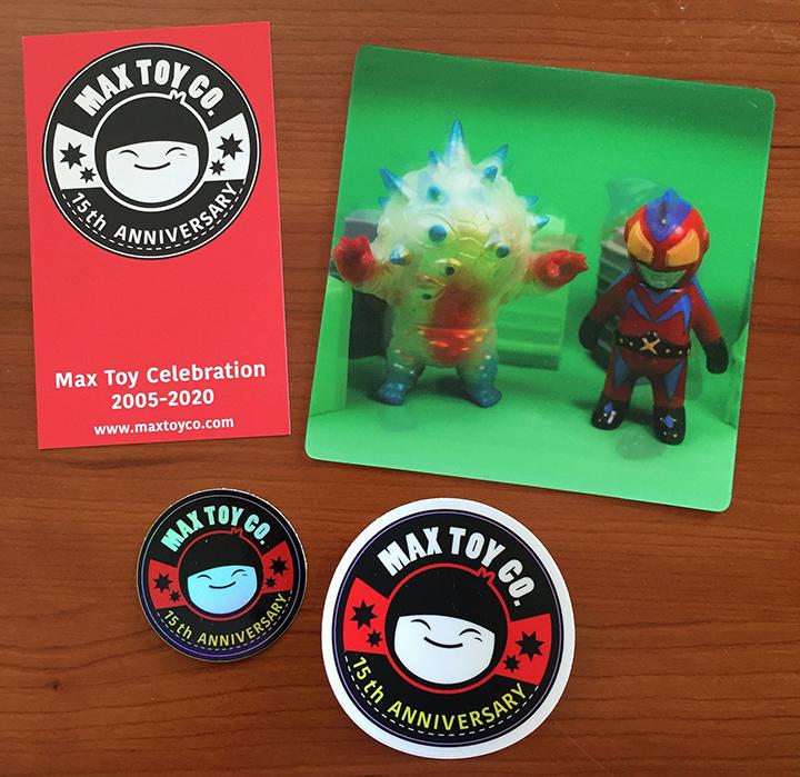 Max Toy 15th Anniversary Celebration 2005-2020