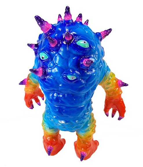 Max toy 15 artist Cat Magic Toys - Kaiju Sommelier - Doug Hardy Eyezon Kaiju