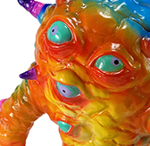 Max toy 15 artist Cat Magic Toys - Kaiju Sommelier - Doug...