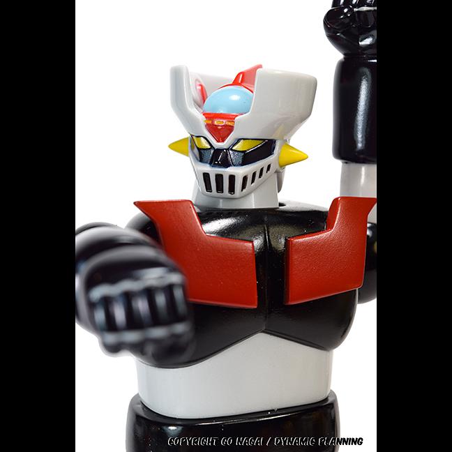 Mazinger Z Super Robot Go Nagai / Dynamic Pro licensed sofubi ( standard type )