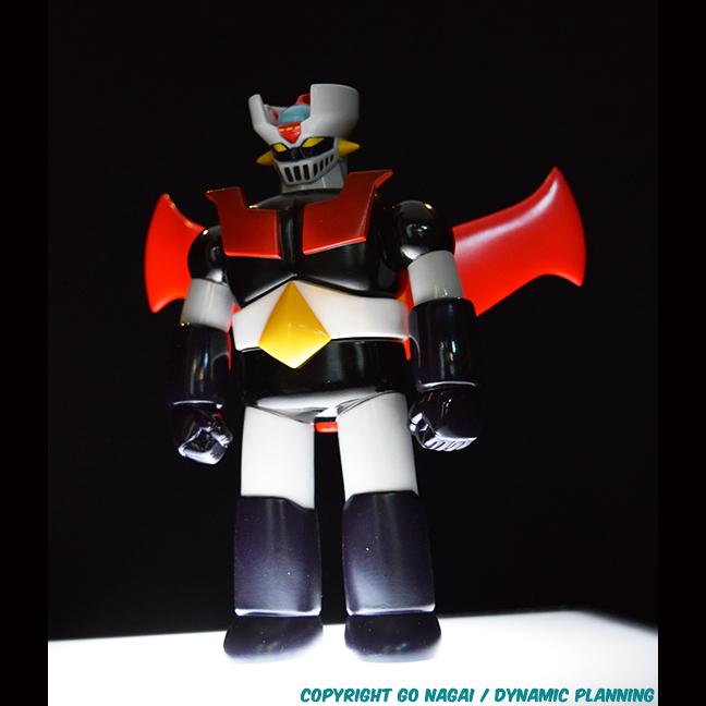 Mazinger Z Super Robot Go Nagai / Dynamic Pro licensed sofubi ( Wings version )