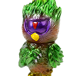 Max Nagata Custom Kaiju Show Hoots the Owl custom