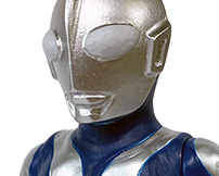 Ultraman Tsuburaya Productions x Max Toy Blue Silver Tribute