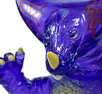 Kaiju Gomera purple Tsuburaya Productions x Max Toy Ultraman