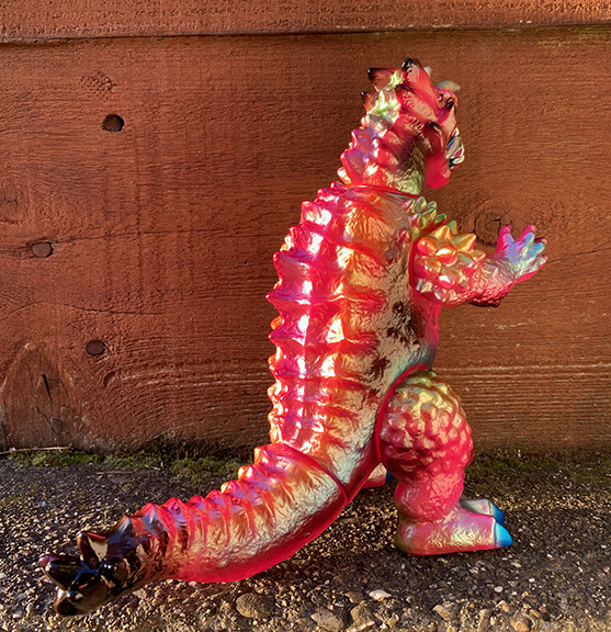 Kaiju Drazoran Mark Nagata painted micro run