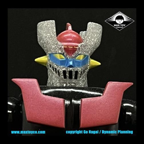 Mazinger Z Super Robot Go Nagai / Dynamic Pro licensed sofubi ( standard type ) Glitter