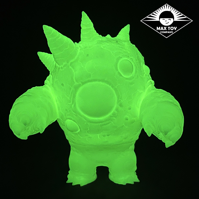 Shin Eyezon Glow in Dark Kaiju artist Sophie Campbell